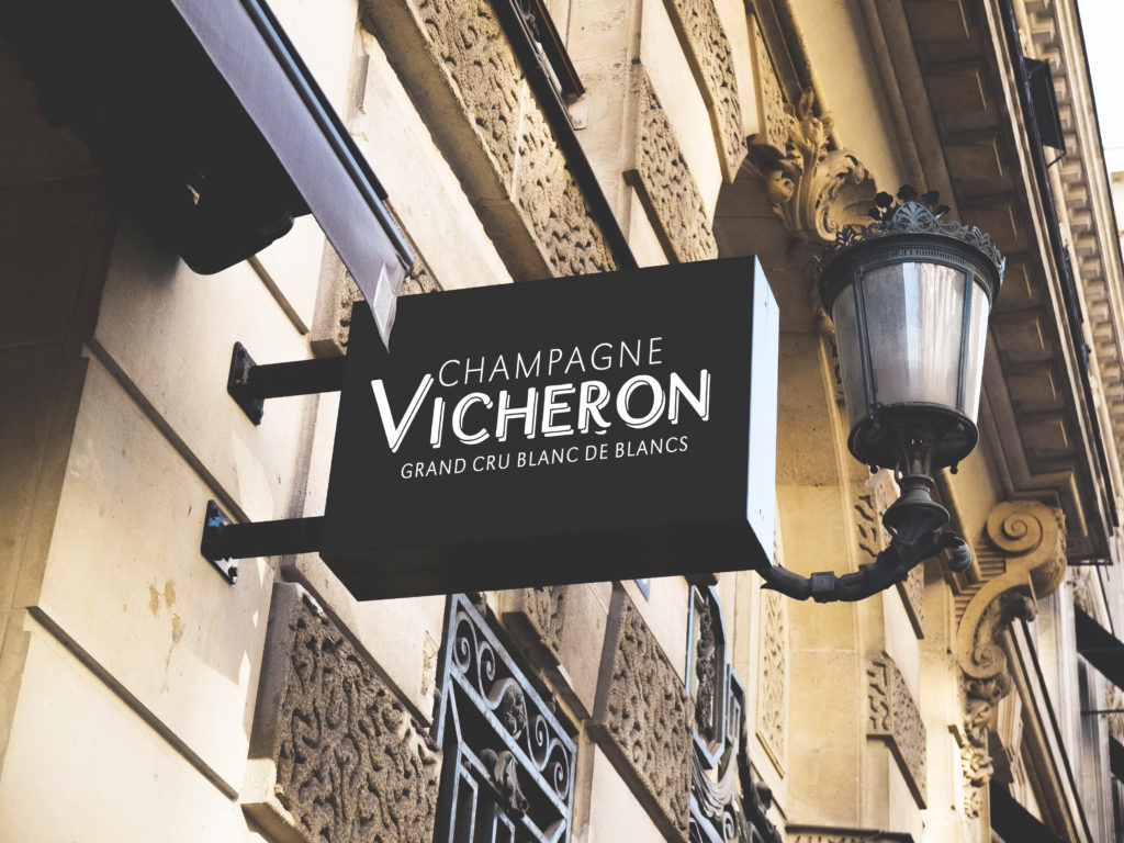 Champagne Vicheron France